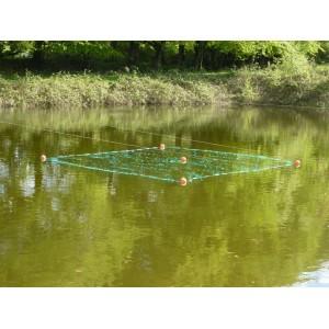 Fish bunker 25 m²