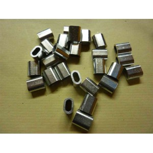 48 Manchons inox 4 mm