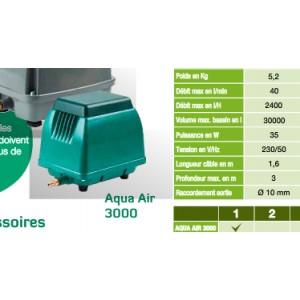 POMPE A AIR 2400L/H