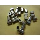 option 50 Manchons inox 4 mm